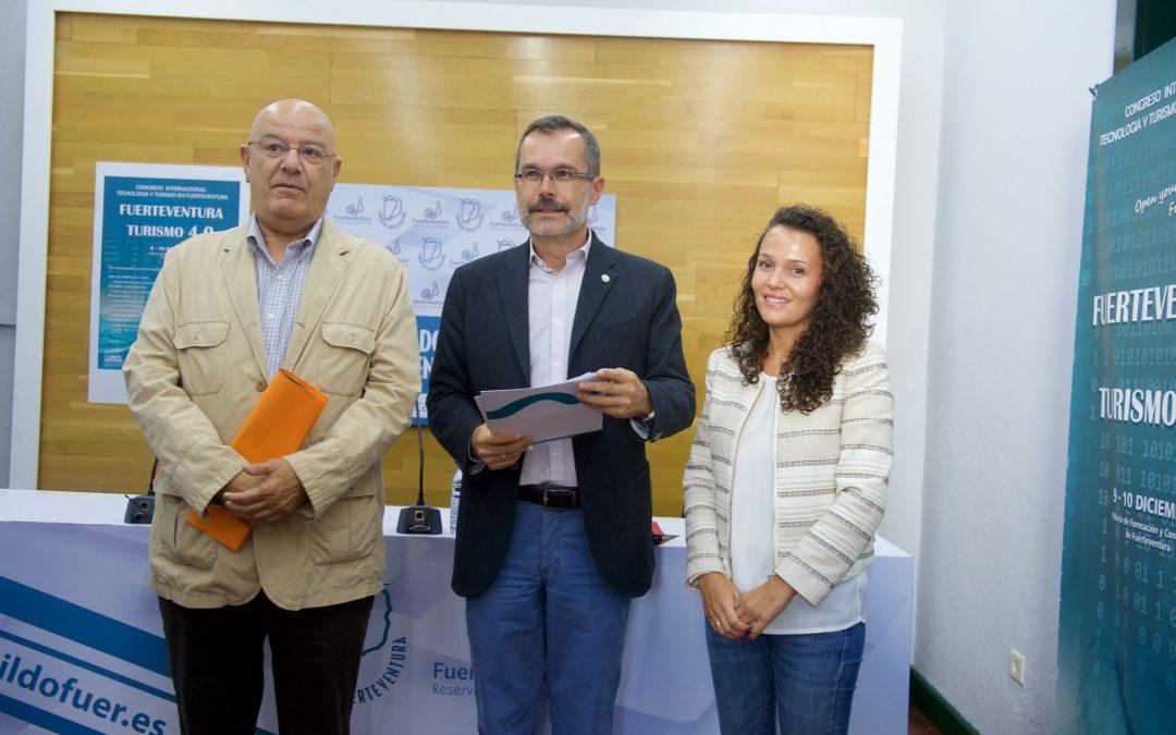 La Isla acogerá el I Congreso Internacional Fuerteventura Turismo 4.0 'Open mind'